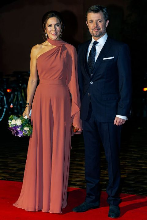 Crown Princess Mary in Odense