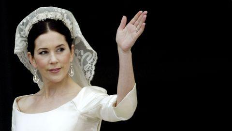 mariage du prince héritier danois frederik et mary donaldson