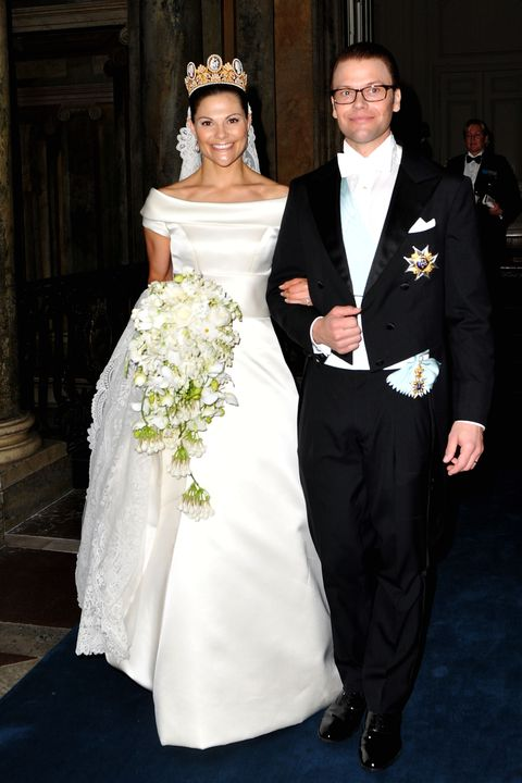 スウェーデン王室 ヴィクトリア皇太子 ダニエル王子 ブルックリン・ベッカム ニコラ・ぺルツ 玉の輿 逆玉の輿 富豪 金持ち 結婚 離婚 ウエディング