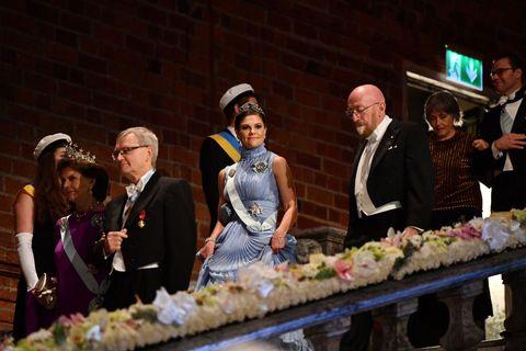 Nobel Prize Banquet 2017, Stockholm