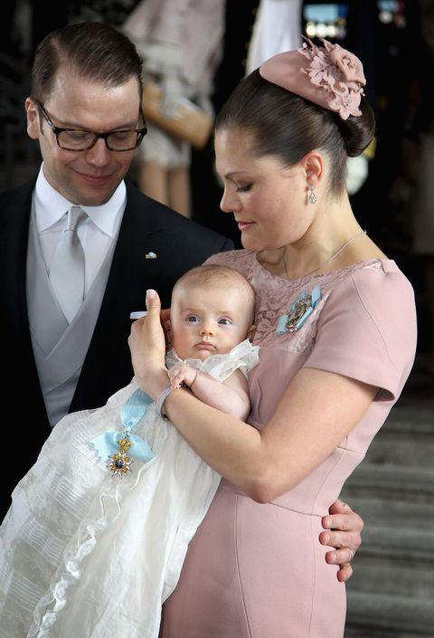 Christening of Princess Estelle of Sweden