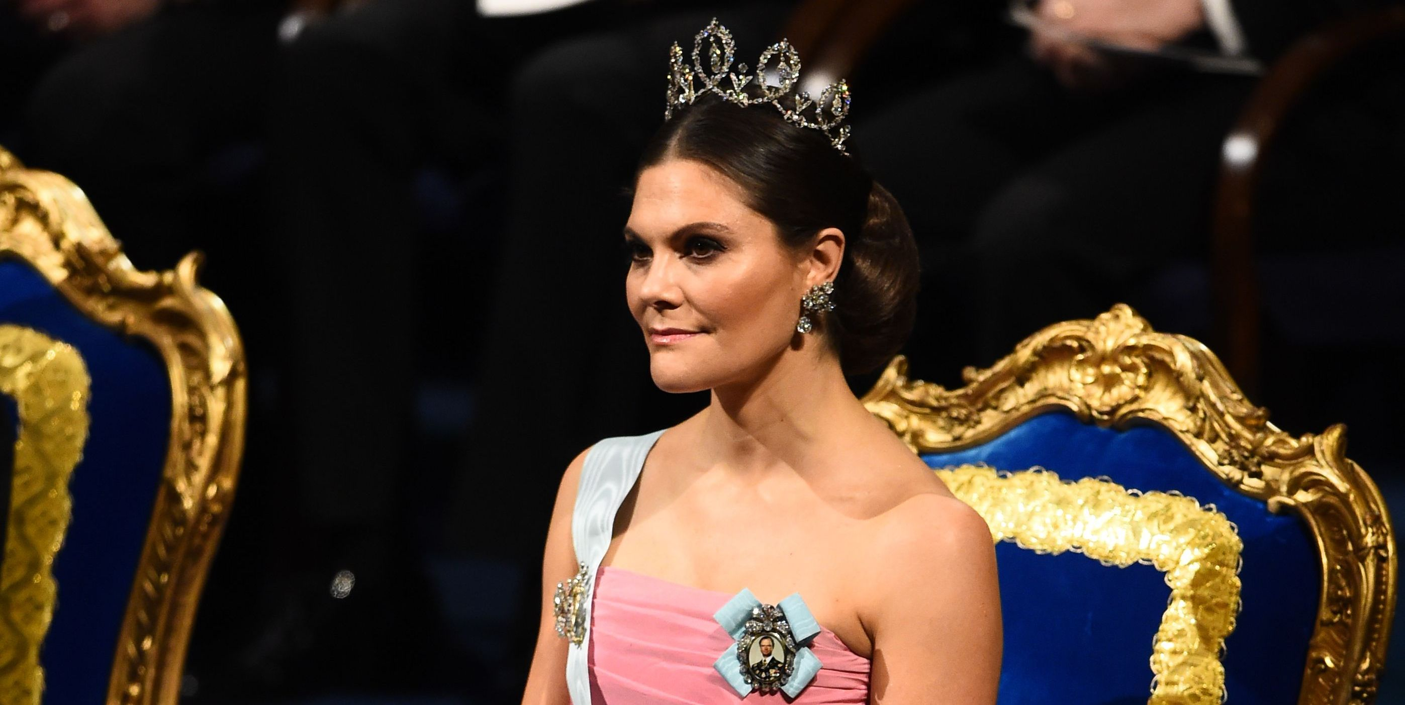The Swedish Royal Family Broke Out the Tiaras for the Nobel Prize Ceremony