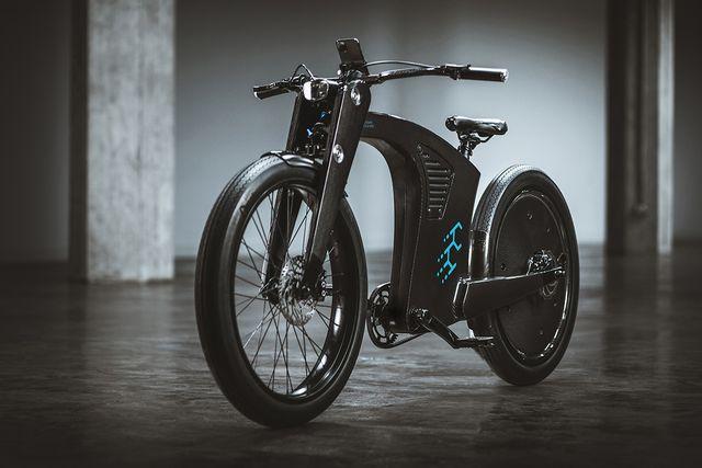 la bicicleta electrica crowncruiser