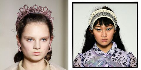 Move Over Hair Clips, Your Next Obsession Is Going To Be A Literal Crown