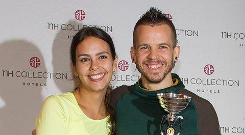 Cristina Pedroche y Dabiz Muñoz, así entrenan