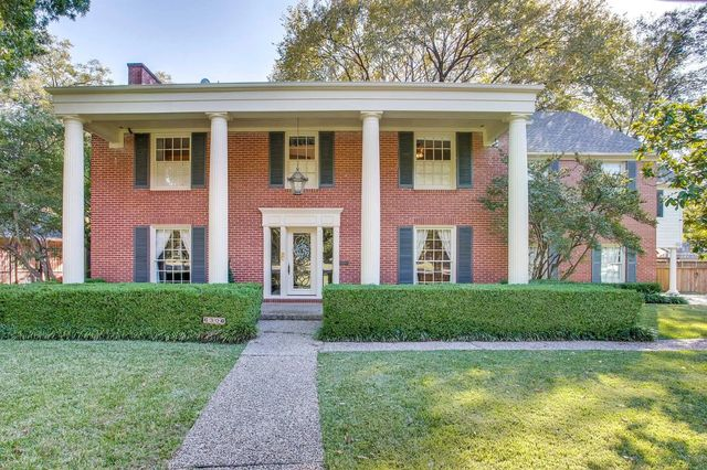 the colonial style house in dallas texas that acts as martin harris's residence in cruel summer, on freeform and hulu