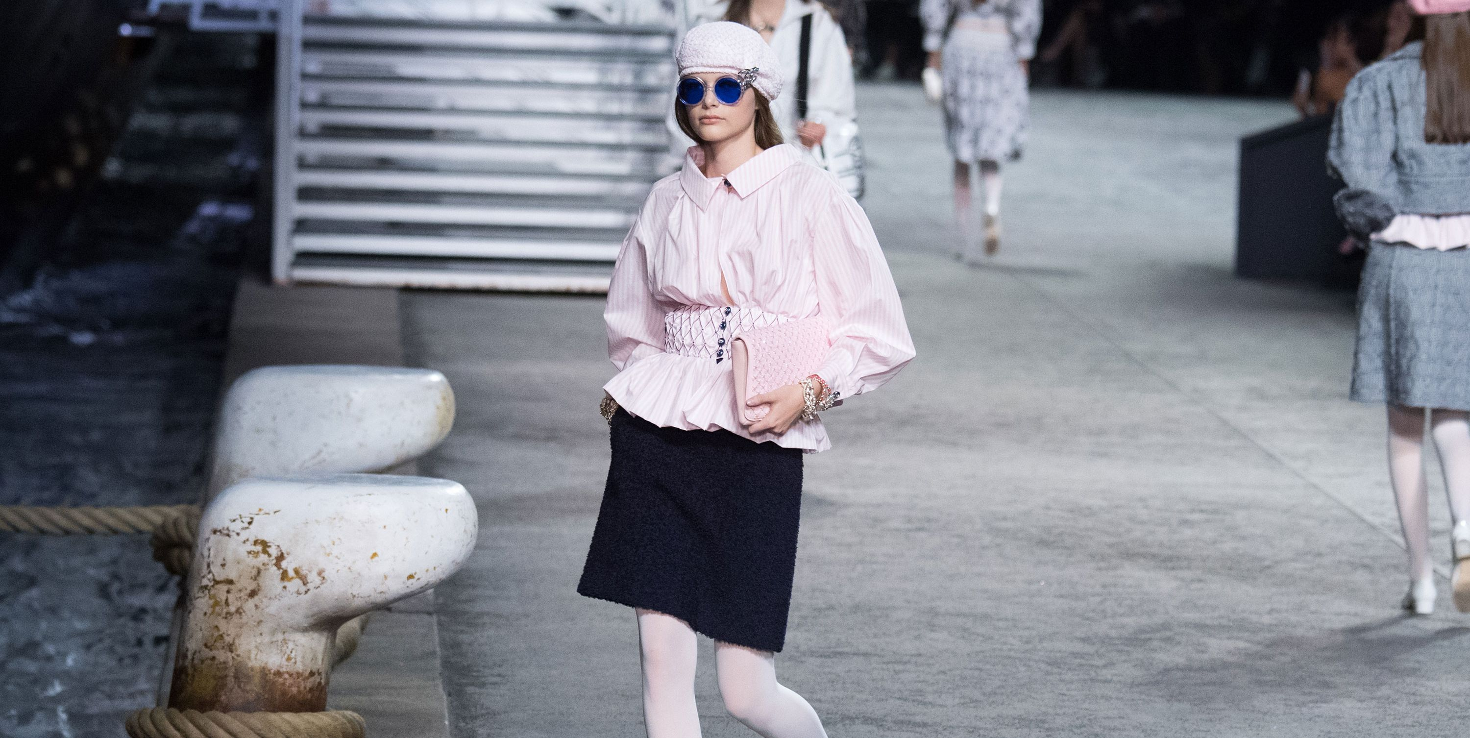 Chanel Cruise show 2018-19