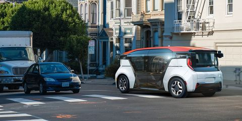 Cruise, GM, and Honda Showed a Fully Autonomous Vehicle, but It's Years Away