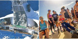CrossFit cruise