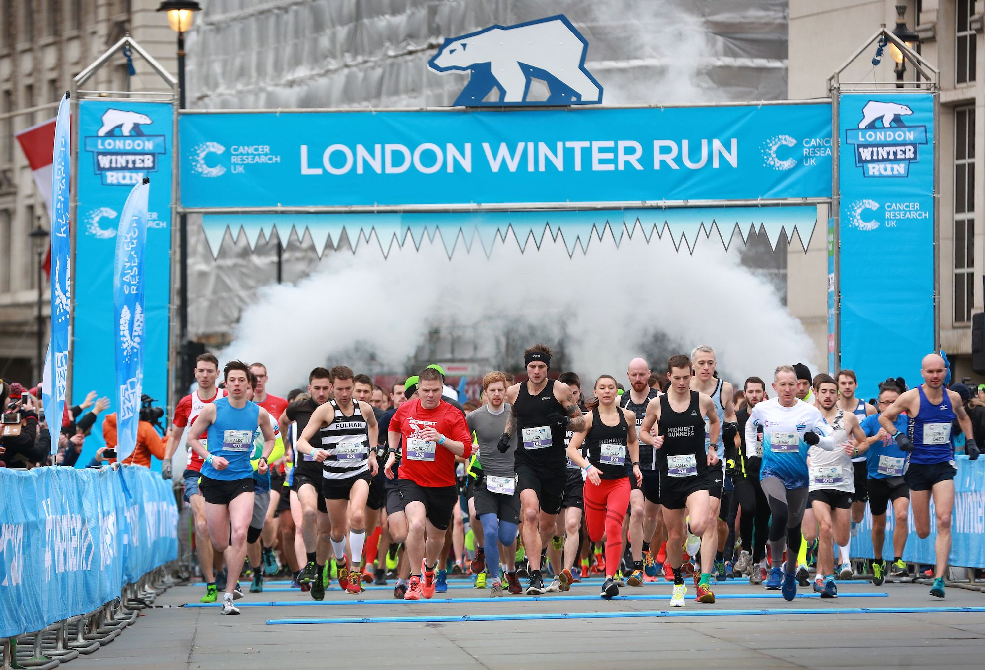 The Cancer Research UK London Winter Run 2020 – everything you need to know