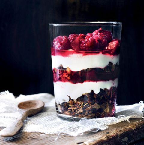 crunchy yoghurt