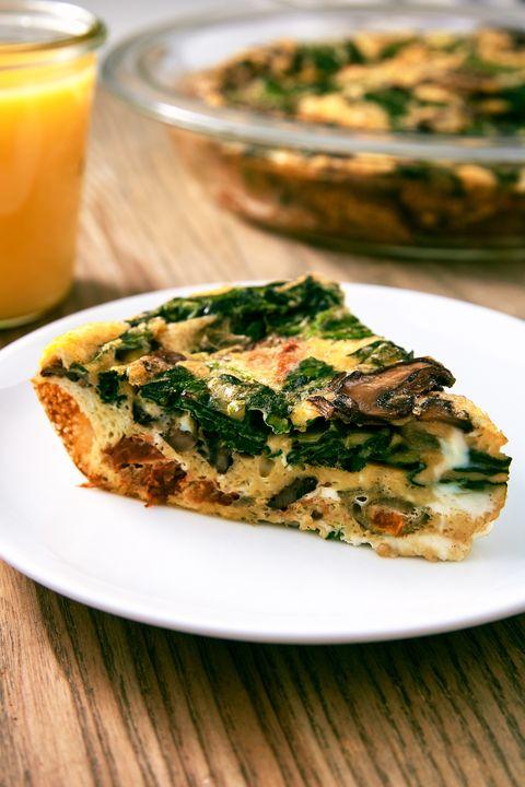 Dish, Food, Cuisine, Ingredient, Spinach, Flatbread, Frittata, Produce, Leaf vegetable, Staple food,