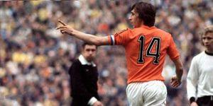 Johan Cruyff, la gran revolución oranje