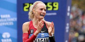 Waarom iedereen huilt op marathondag