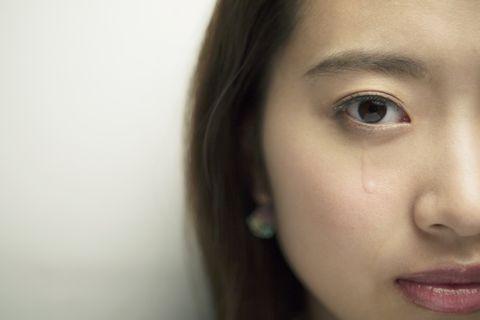 流淚能清除有毒物質