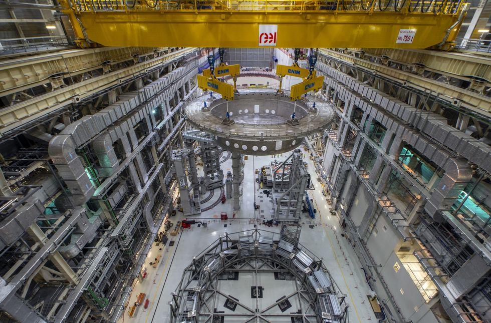 The Big Boy Fusion Reactor thumbnail