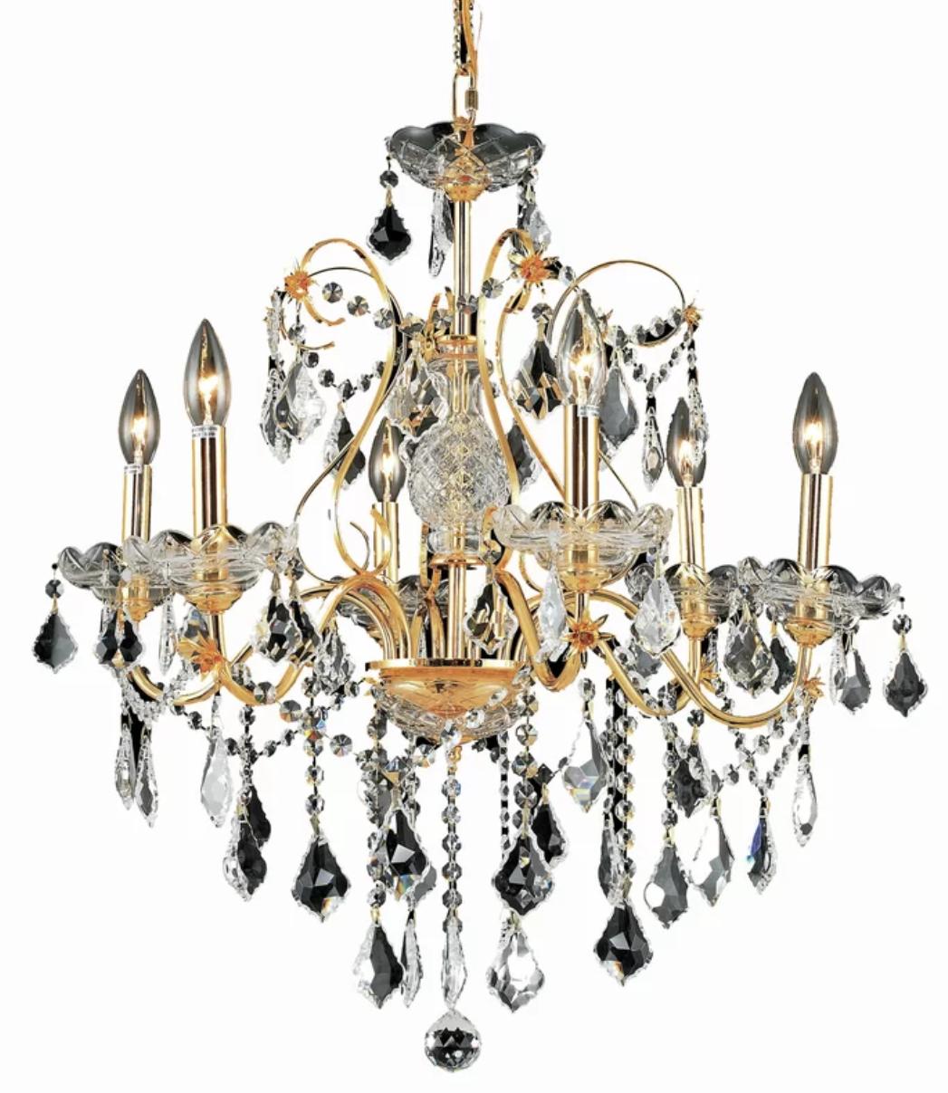 Crystal Lighting Brands - Allegri Crystal Custom Crystal Lighting ...
