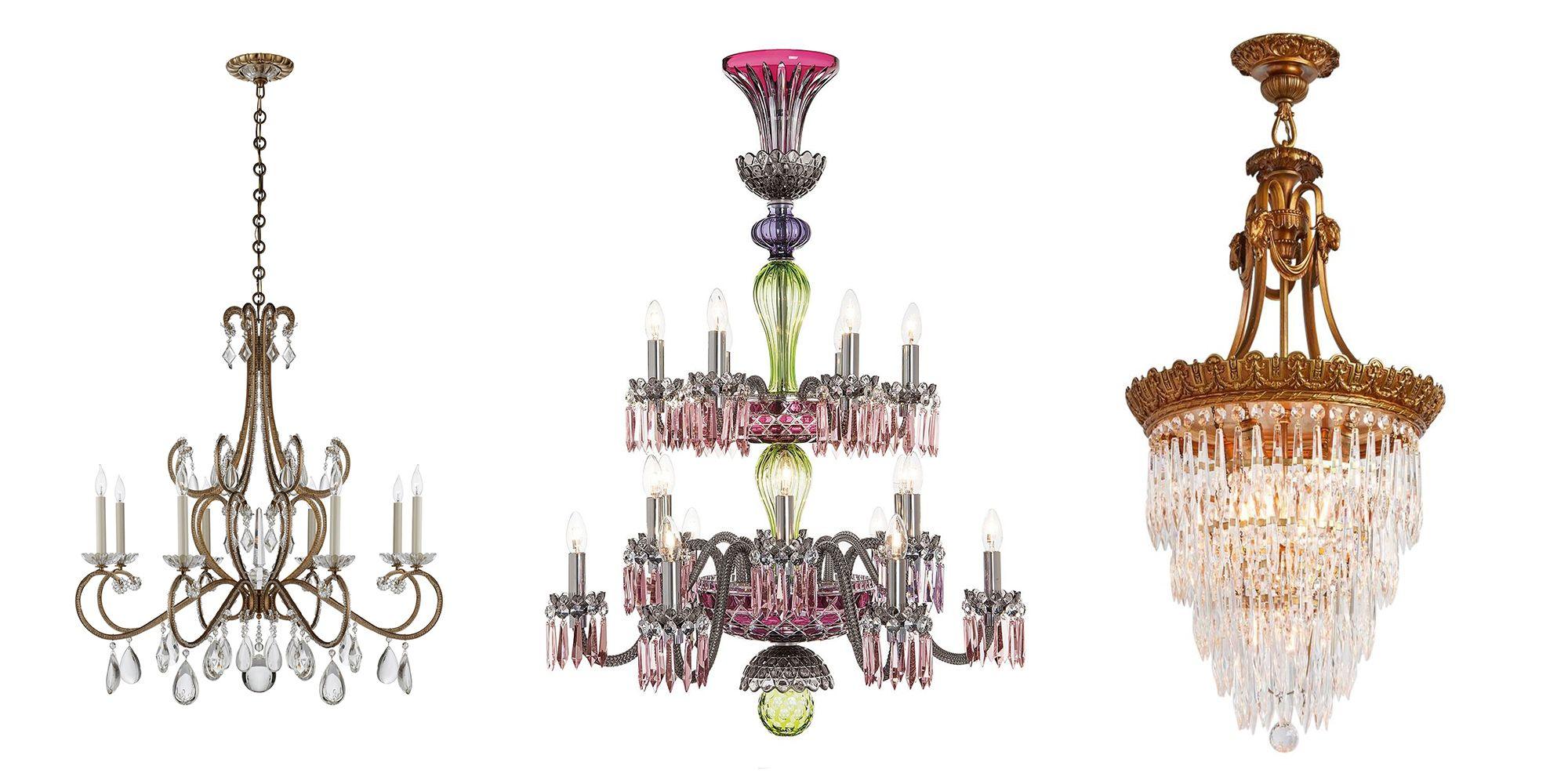 Crystal Chandelier Designs Modern Chandeliers