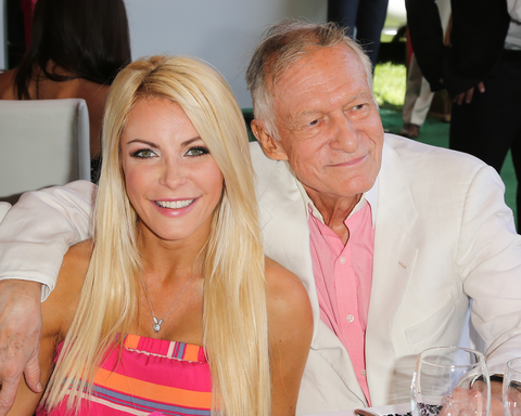 Hugh Hefner S Wife Won T Inherit Anything Crystal Hefner Age
