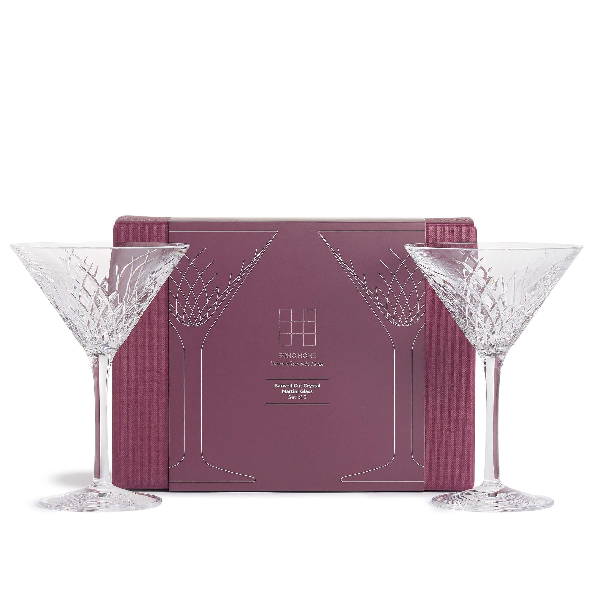 best gin glasses - martini glass