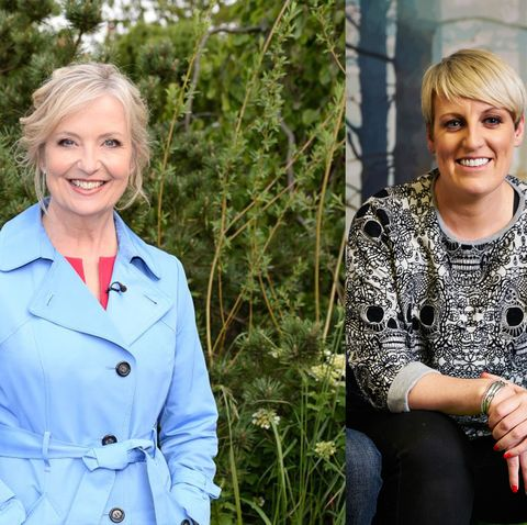 Steph McGovern shares sweet baby and Auntie Carol Kirkwood update