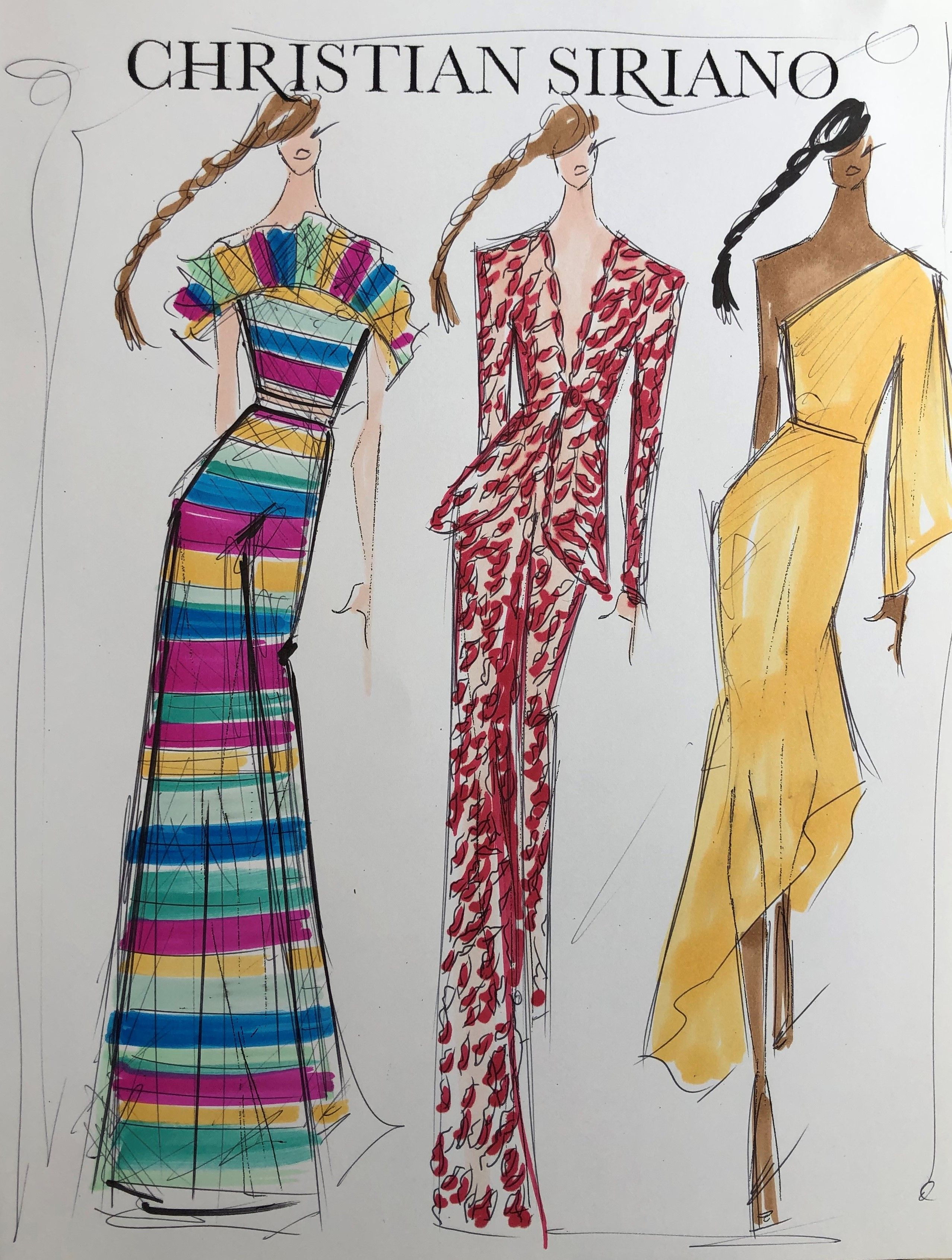 47 Designers On Their Nyfw Collection Inspiration