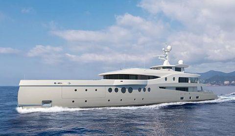 Vehicle, Water transportation, Luxury yacht, Yacht, Boat, Naval architecture, Ship, Motor ship, Watercraft, Passenger ship,