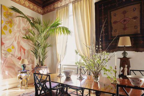 antonio and carla sersale rome home
