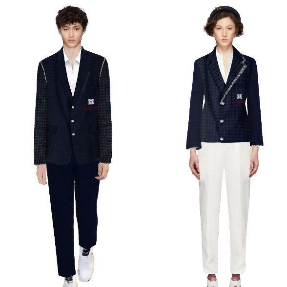 2020東京奧運「中華代表隊進場服」公開!周裕穎操刀設計、打造具有台灣職人信念的奧運戰袍