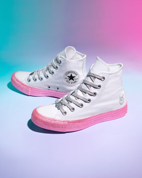 51e66fe680b Miley Cyrus Launches Platform Converse Collaboration – Where to Buy ...