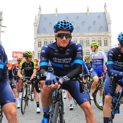 Meet the Man Who Started the First-Ever All-Diabetes Pro Cycling Team