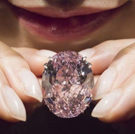 ctf pink star diamond