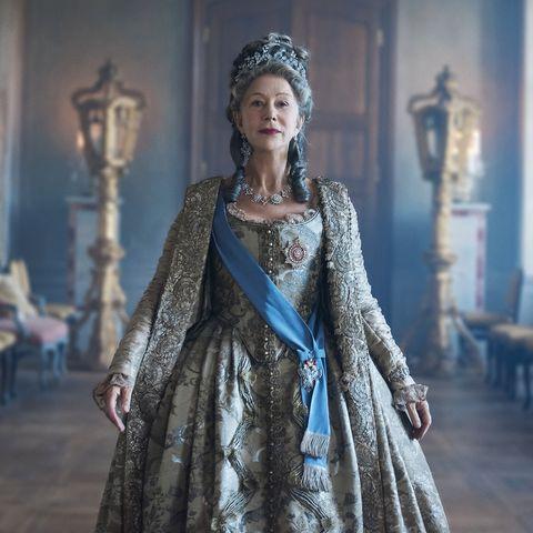 Still of Helen Mirren in Catherine The Great