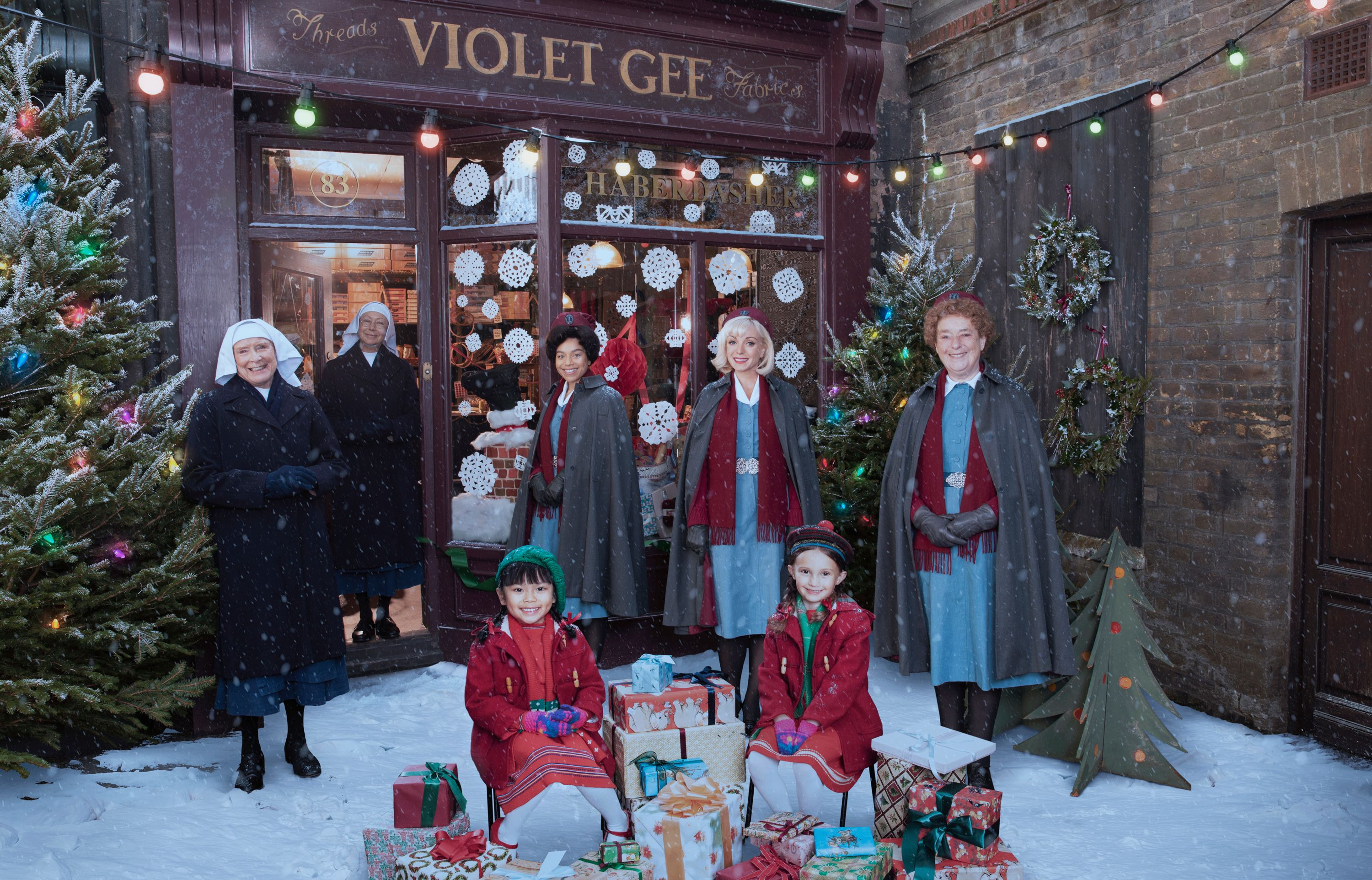 Call The Midwife Christmas 2021 Special Torent How To Watch The Call The Midwife Christmas Special 2020