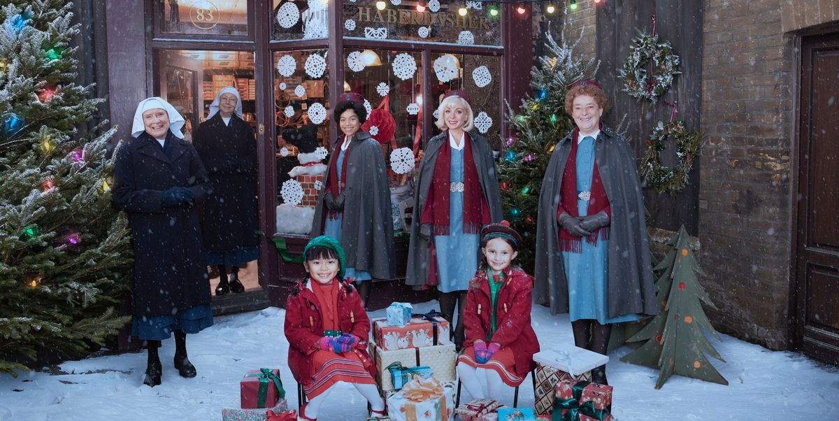 Pbs Christmas Specials 2021 How To Watch The Call The Midwife Christmas Special 2020