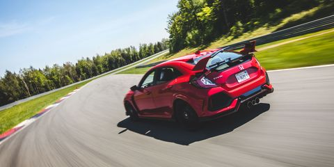The Civic Type R Proves You Don't Need Rear-Wheel Drive To