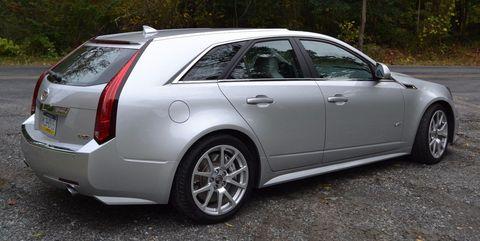You Must Buy This Manual Cadillac Cts V Wagon