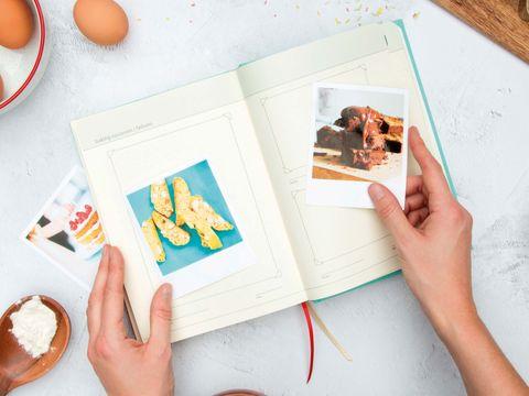 Cuaderno para recetas