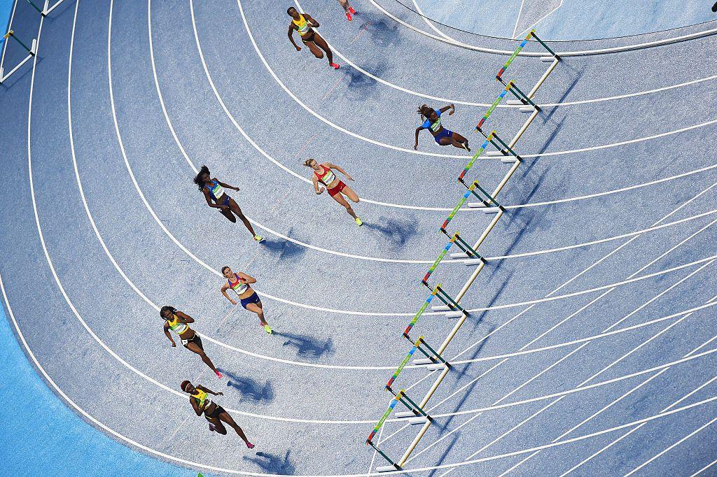 ¿Cuáles son las pruebas de atletismo en los Juegos Olímpicos?