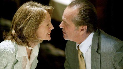 Cuando menos te lo esperas (2003) Jack Nicholson y Diane Keaton