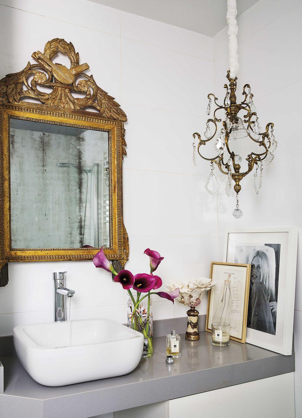 时尚博主PAULA ORDOVÁS的折衷主义风格的家
