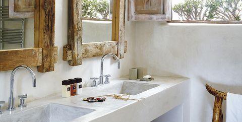 Cómo decorar el baño. Muebles y accesorios