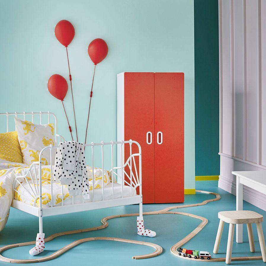 Novedades cuartos de niños catálogo Ikea 2019