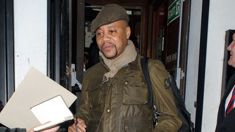 Cuba Gooding Jr charged over alleged groping incident
