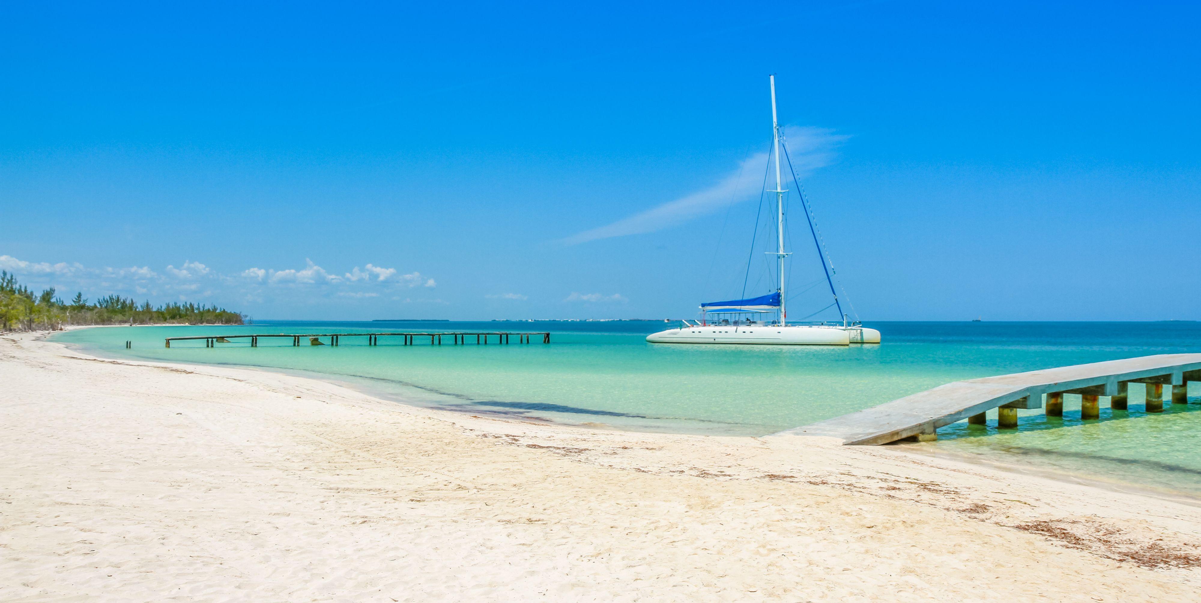 best beaches in the world -Varadero Beach cuba