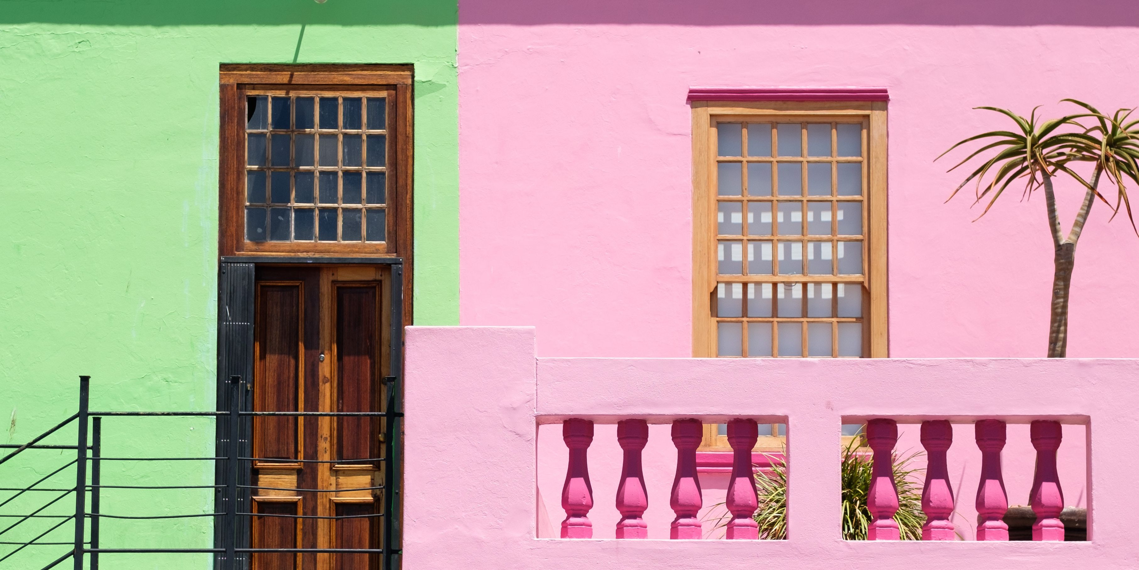 18 of the most colourful destinations in the world