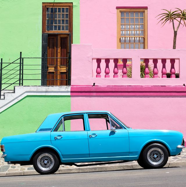 Most beautiful colourful countries in the world