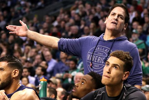 mark cuban is responsible for the dallas mavericks sexual