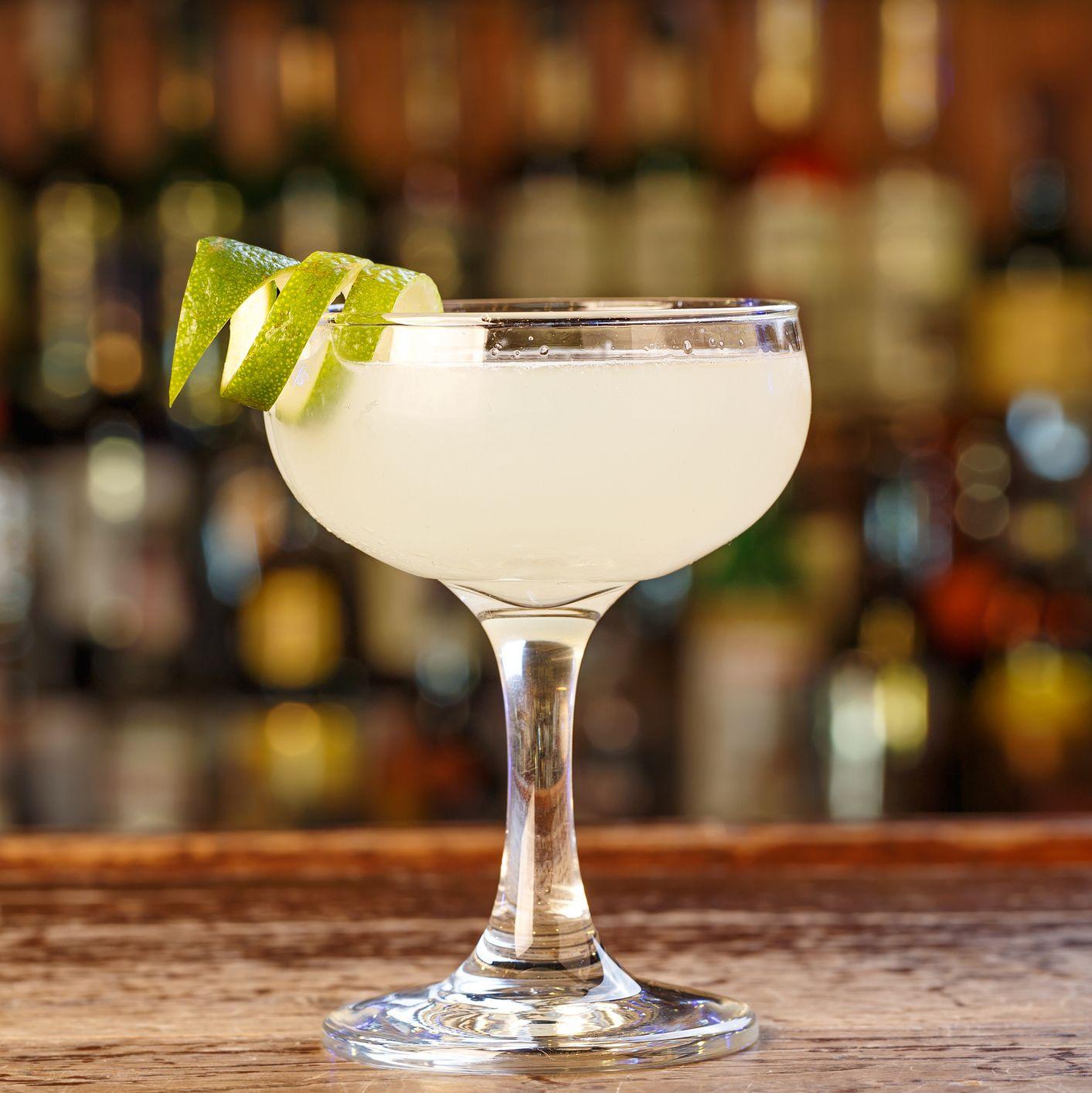 Cuban cocktail Daiquiri