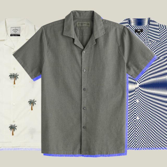 collared shirts